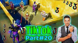FREE FIRE BEST TIK TOK VIDEO PART#20 - ALL VIDEO FUNNY MOMENT AND SONG FREE FIRE BATTLEGROUND
