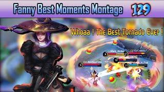 Fanny Best Moments Montage 129 | Fanny Savage & Maniac Moments - Mobile Legends