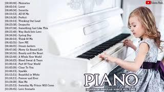 Best Instrumental Piano Covers All Time - Top Piano Covers Popular Songs 2020