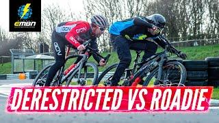 De-Restricted E Bike Vs Road Bike | Which Is Faster?