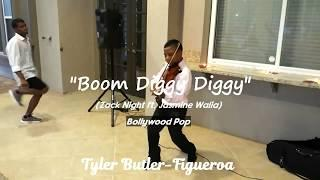 "Bollywood Pop ""Boom Diggy Diggy"" Zack Knight, ""Closer"" Chainsmokers, Tyler Butler-Figueroa Violinist"