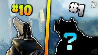 Top 10 BEST DLC Guns in Call of Duty / Ghosts619