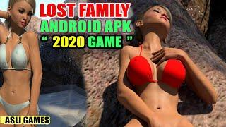 OFFLINE ADULT SEXUAL 2020 | HIGH GRAPHICS GAME +18 | LOST FAMILY STORY GAME DOWNLOAD FOR ANDROID