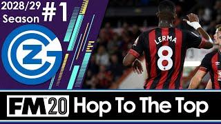 Hop To The Top | THE FINAL SEASON | Football Manager 2020 | S10 E01