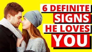 5 Definite Signs He Loves You (And 5 Signs He Doesn't)