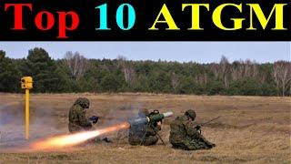 Top 10 ATGM Anti Tank Guided Missile In The World
