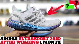 After Wearing 1 month: Adidas UltraBoost 20 Pros & Cons Review!