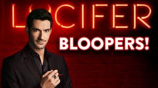 Lucifer Bloopers and Funny Moments On The Set |