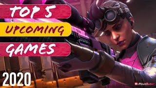 Top 5 best upcoming android games 2020 । high graphics upcoming game । Shadowgun war games