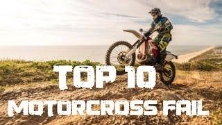 Top 10 Motorcross fails | Motorcycle Fails | Off-road Racing Fails