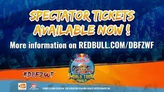 Red Bull Dragon Ball FighterZ World Final Paris - Top 8