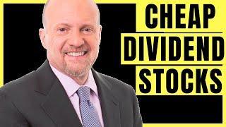 4 CHEAP Dividend Stocks (HIGH YIELDS!)
