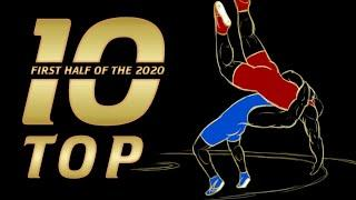 TOP 10 best moves in the first half of the 2020 year | WRESTLING