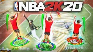 NEW BEST JUMPSHOT ON NBA 2K20! CONSISTENT GREENS & FASTEST JUMPSHOT REVEALED NBA 2K20