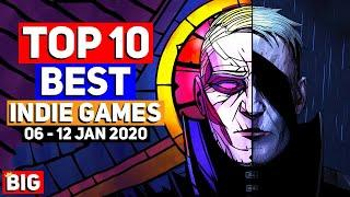 Top 10 BEST NEW Indie Game Releases: 06 - 12 Jan 2020 (Upcoming Indie Games)