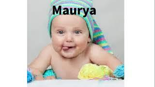 TOP 20 INDIAN BOY NAMES FROM 'M' | WITH MEANING | PICK A NAME