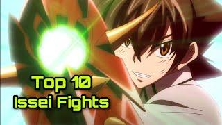 Top 10 Issei Fights in High School Dxd