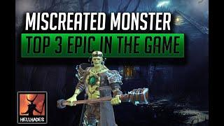 RAID: Shadow Legends | MISCREATED MONSTER CHAMPION GUIDE, TOP 3 EPIC IN THE GAME! SHOWN EVERYWHERE!