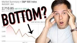 The Bull Market Of 2020 | Did We Miss The Stock Market Bottom?