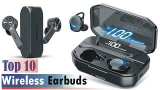Top 10 Wireless Earbuds on Amazon|Mind Blowing Newest Technologies