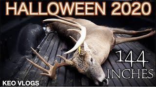 Halloween Deer Hunting 2020