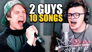 2 Guys, 10 Songs (DaBaby, Ariana Grande, Drake & MORE) ft. CG5