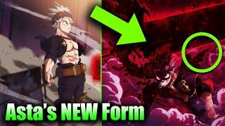 Black Clover's Asta is in TROUBLE! Asta's NEW Anti-Magic DEMON Form & Who's Asta Father Explained