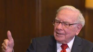 Warren Buffett on negative interest rates and bond yields: It is a crazy subject, it is really crazy
