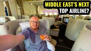MIDDLE EAST'S NEXT TOP AIRLINE? Saudia Business Class!