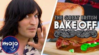 Top 10 Incredible Great British Bake Off Creations