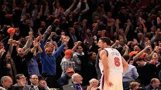 Top 10 Garden Fan Favorites Of The Past Decade Look Back At Knicks Players Who Brought Energy to MSG