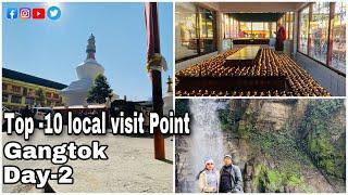 || Gangtok Top-10 visit point & || my 1 year Wedding anniversary || Sikkim || SUMIT BAG