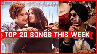Top 20 Songs This Week Hindi/Punjabi Songs 2020 (September 6) | Latest Bollywood Songs 2020
