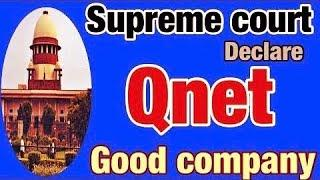 Supreme Court in Favor of QNET Vihaan Direct Selling India