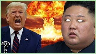 What If America Goes To War With North Korea?