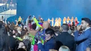 Miss Universe 2019 Top 5 (Audience view)