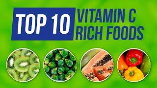 Keep Your Immune System Strong with these Top 10 Vitamin C Rich Foods