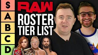 TIER LIST: WWE Raw Roster