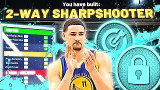 How To Create The BEST 2-Way SharpShooter Build In NBA 2K21 | Best Two Way Build In NBA 2K21