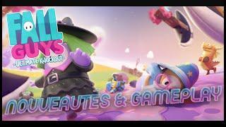 FALL GUYS - Nouvelles épreuves de la Saison 2 [Nouveautés & Gameplay Season 2]