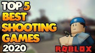 Top 5 Shooting Games In Roblox (2020 Edition)   FPS/Shooter/Gun Games   Roblox
