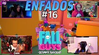 LLOROS Y ENFADOS TOP #16   FALL GUYS   TEMPORADA 2