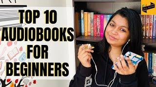 Top 10 Audiobooks for beginners | Must-read books | Easy Must-Read books to read | Libro Review