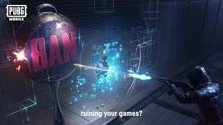 PUBGM MOBILE - Ban Pan System Upgrade!