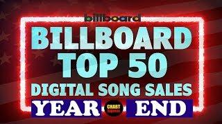 Billboard DIGITAL SONG SALES Year-End 2019 | Top 50 | ChartExpress