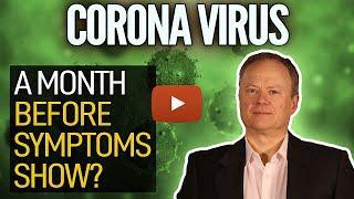 Coronavirus: Up To 24 Days Before Symptoms Start Showing?