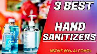 Top 3 best hand sanitizers in india 2020 | review