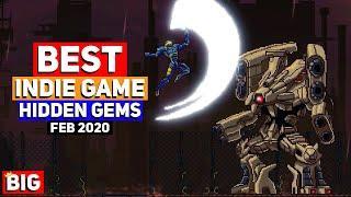 Top 15 BEST Indie Game Hidden Gems – February 2020