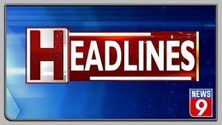 Top ten headlines at 3 pm