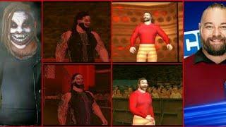 Bray Wyatt Texture | Fire fly Bray Wyatt Attire | The Fiend Bray Wyatt Attire | WWE svr 2011
